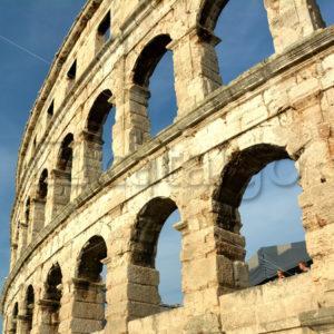 Reisen 014 –  Istrien, Pula, Amphitheater - Whomp.de