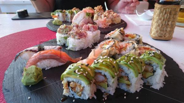 Food023 – sushi - Whomp.de